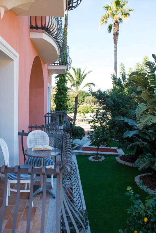 Hotel La Bitta Arbatax Sardinien