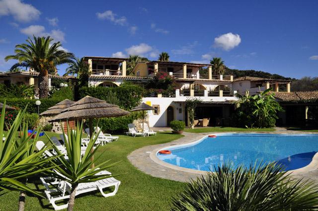 Residence le bouganville villasimius sardinien turisarda for Villasimius appartamenti