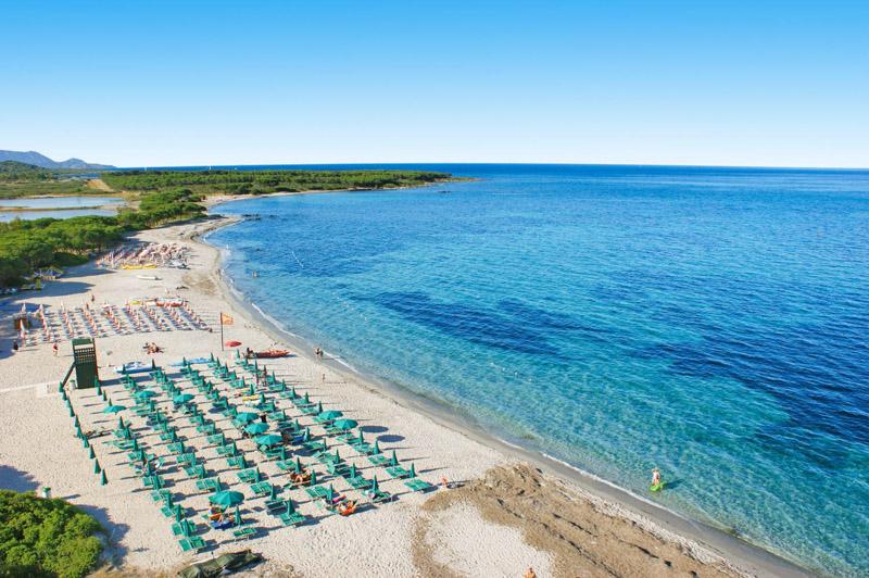 Club Hotel Li Cupulatti Beach