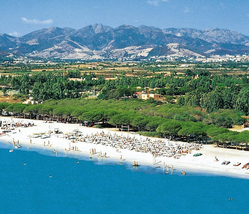 Edenvillage li cupulatti budoni loc agrustos for Agrustos mare