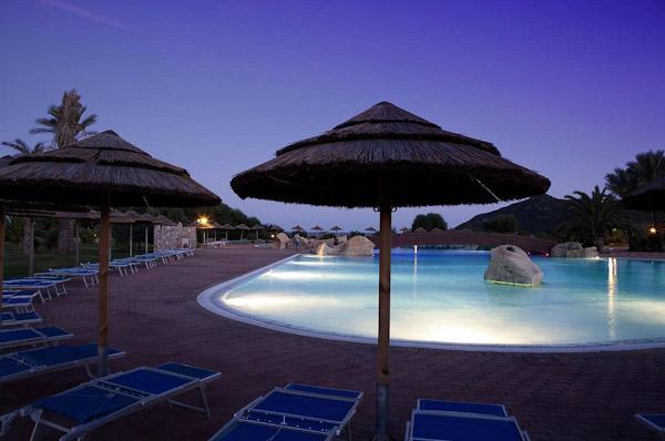Sardinien Hotel Garden Beach Costa Rei