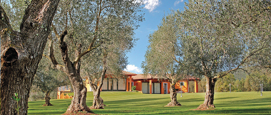 Agriturismo Villa Barbarina Santa Maria La Palma