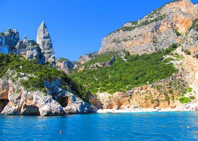 Lesereise Sardinien